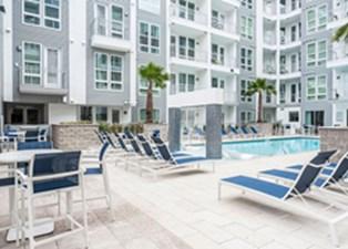 Pool at Listing #282246