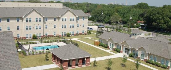 South Union Place Apartments Houston TX