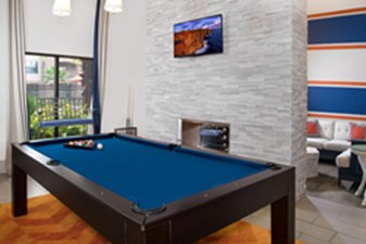 Gameroom at Listing #289861