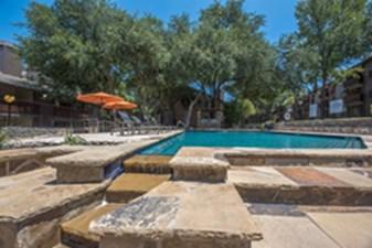 Pool at Listing #140477