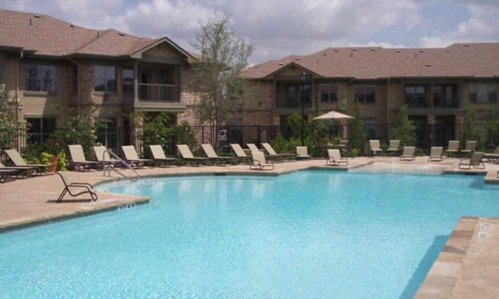 Pool at Listing #144442