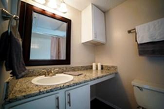 Bathroom at Listing #138603