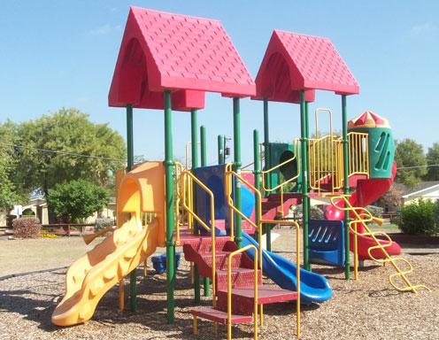 Playground at Listing #141282