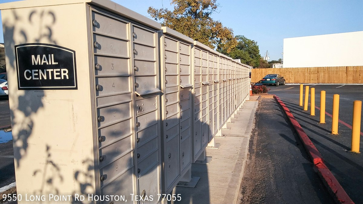 Mail Boxes at Listing #139537