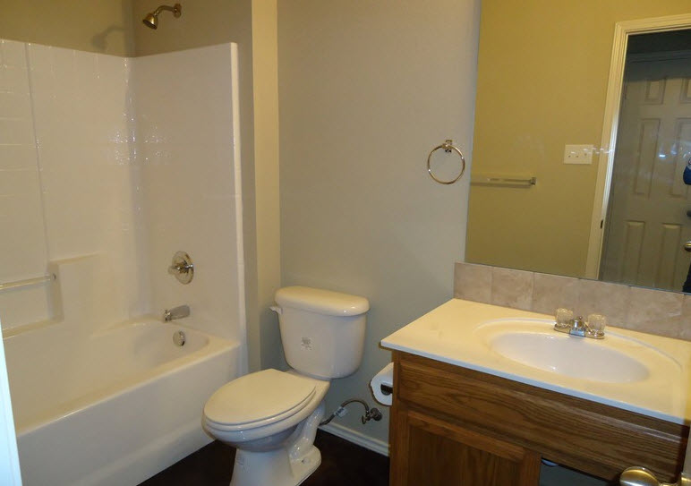 Bathroom at Listing #229182