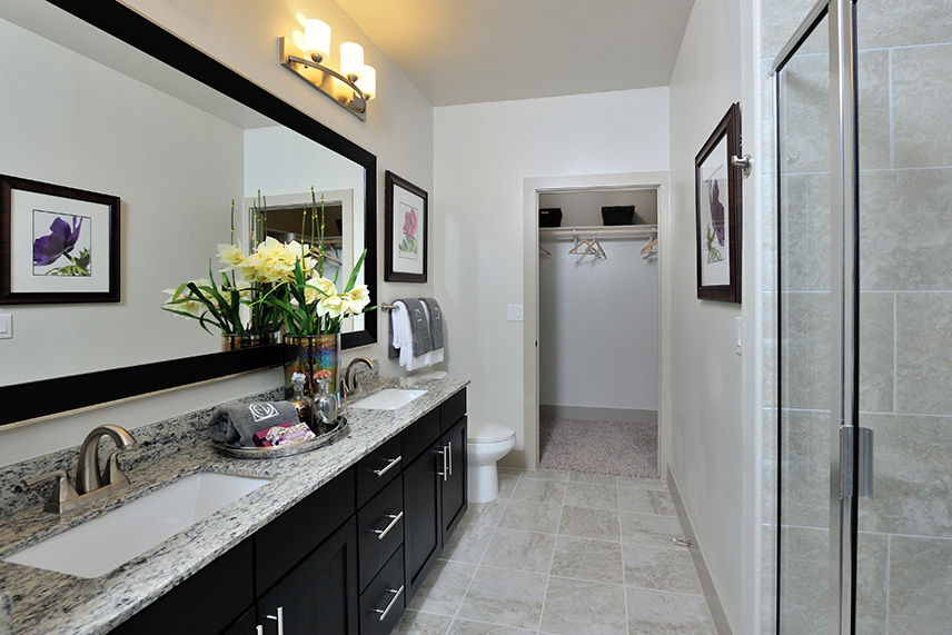 Bathroom at Listing #281864