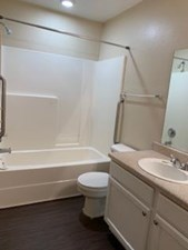 Bathroom at Listing #138994
