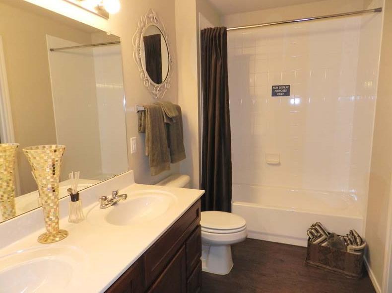 Bathroom at Listing #150835