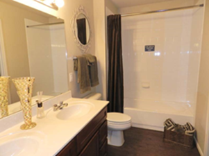 Bathroom at Listing #150835