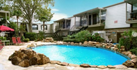 Pool at Listing #139639