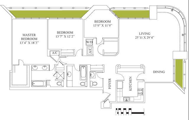 2,082 sq. ft. floor plan
