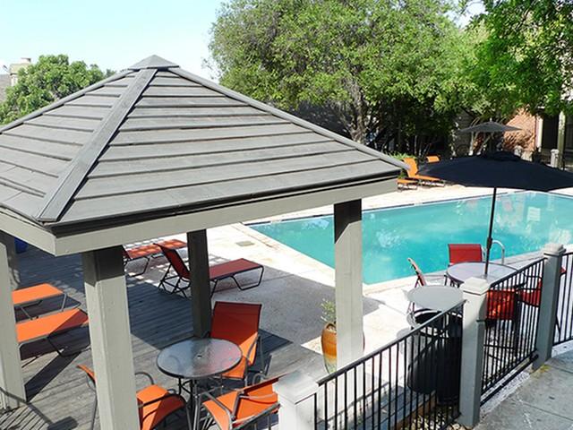 Pool at Listing #140372