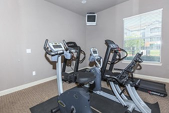 Fitness Center at Listing #144238