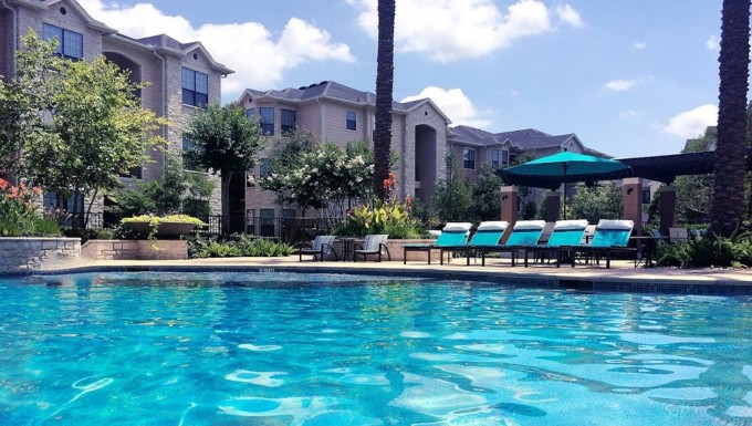 Pool at Listing #146831