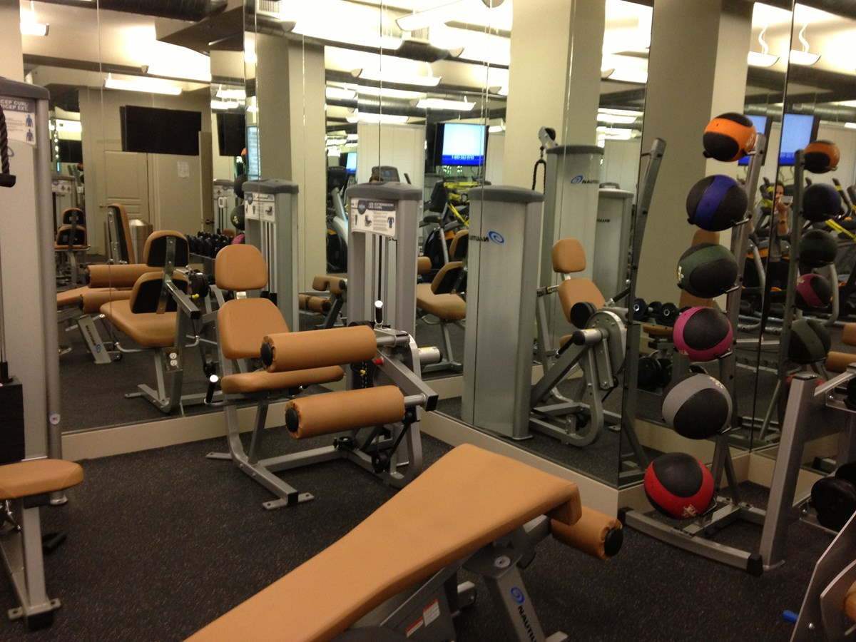 Fitness at Listing #149041