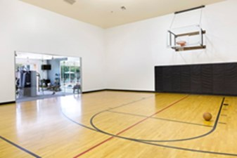 Basketball Court at Listing #143405