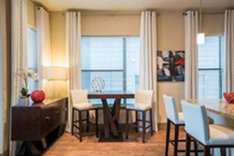 Dining at Listing #250202