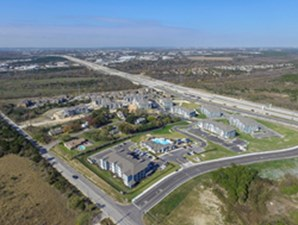 Aerial View at Listing #299856