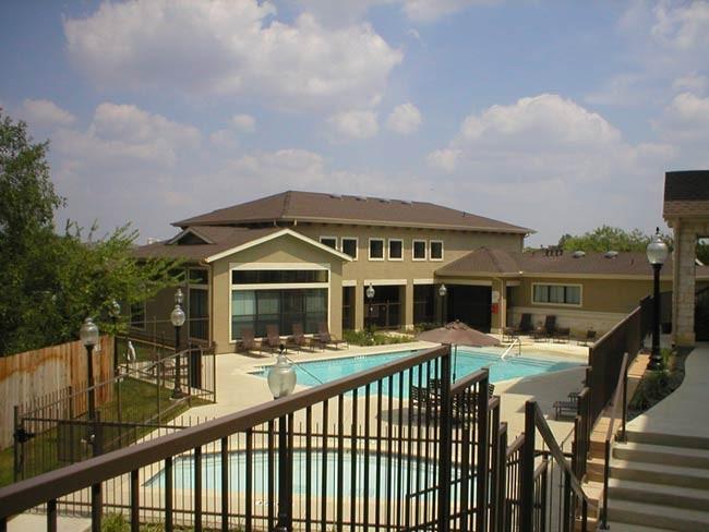 Pool at Listing #144253