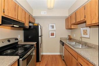 Kitchen at Listing #138695