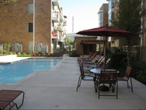 Pool at Listing #150535
