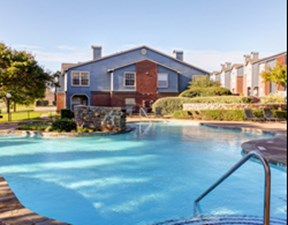 Pool at Listing #137124