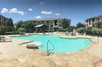 Pool at Listing #152401