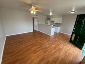 Living/Kitchen at Listing #307307