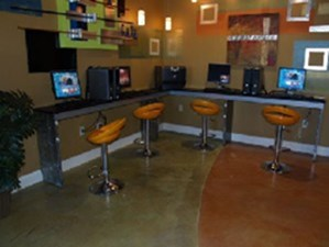 Cyber Cafe at Listing #145920