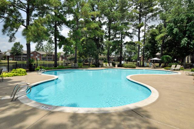 Pool at Listing #138629