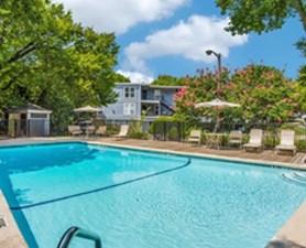 Pool at Listing #136085