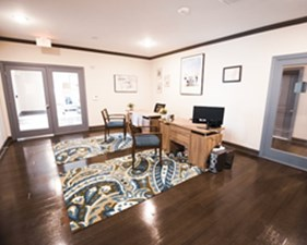 Office (Interior) at Listing #295355