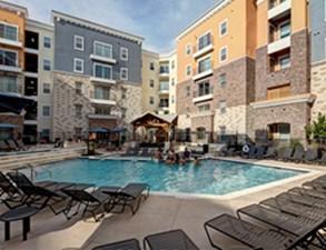Pool at Listing #140541