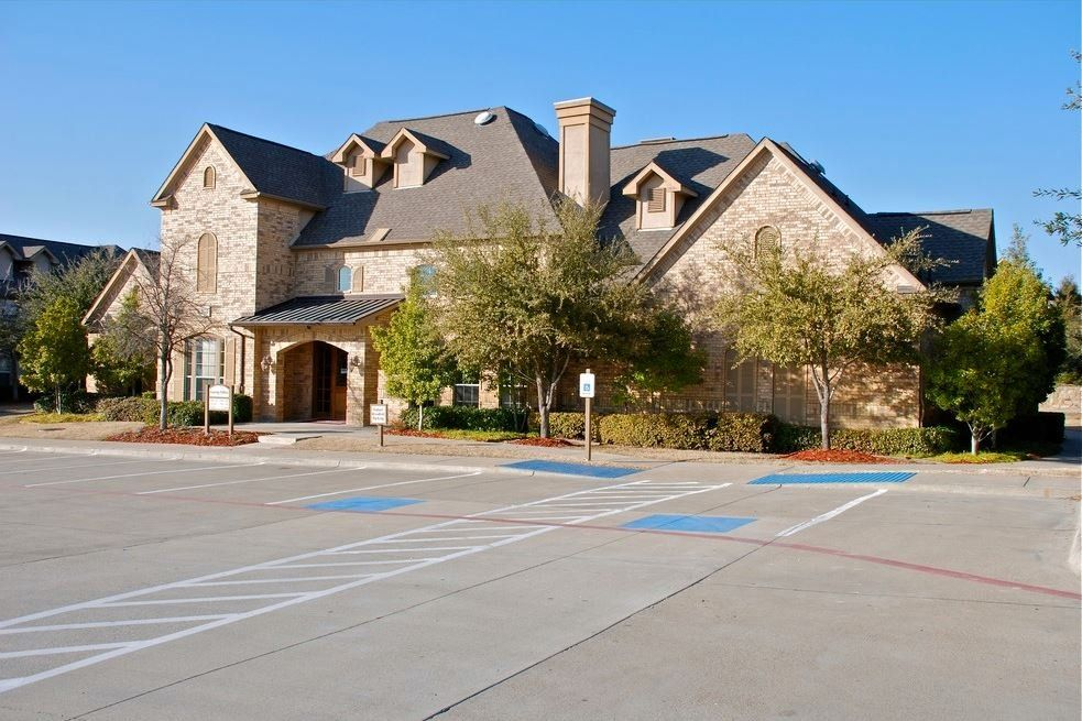 Chaparral Apartments Allen TX