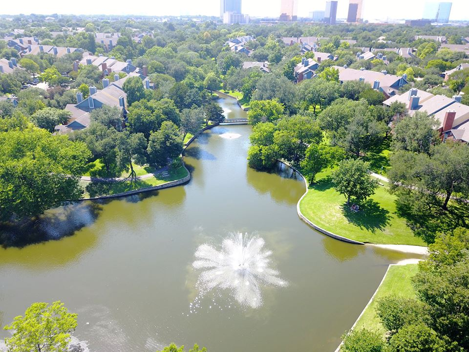 Aerial View at Listing #136610