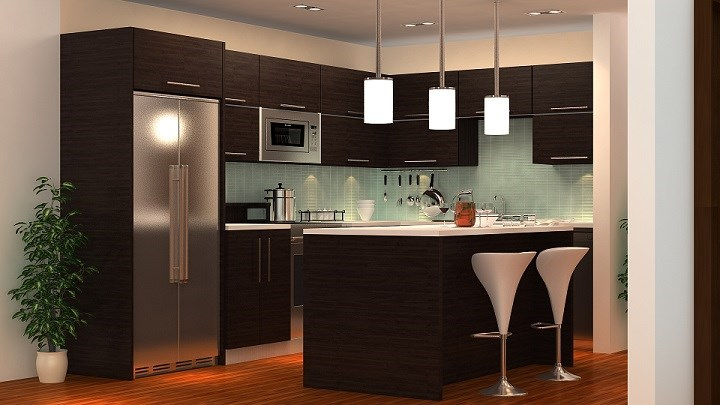 Kitchen at Listing #282821