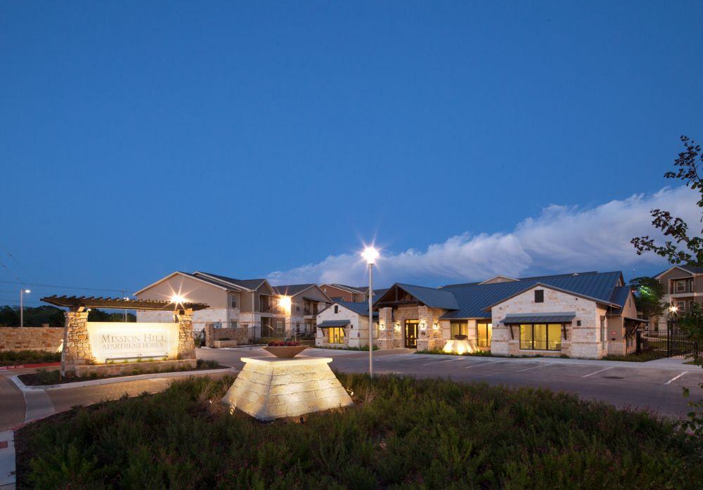 Mission Hill Apartments New Braunfels TX
