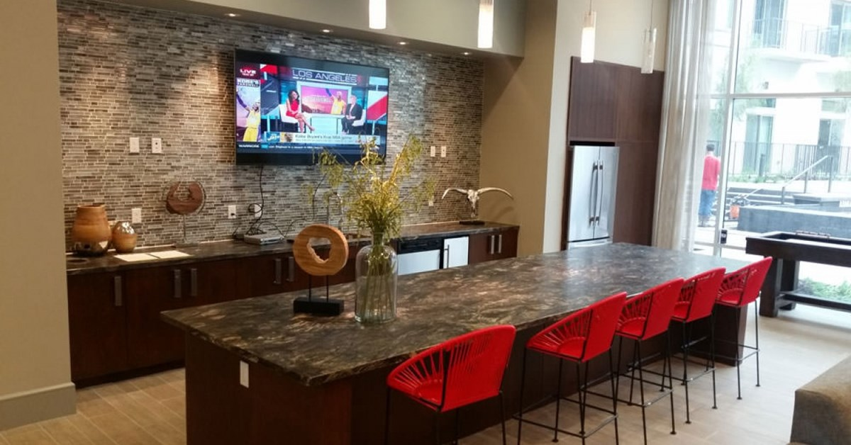 Clubhouse at Listing #245760