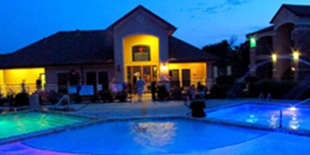 Pool at Listing #147713