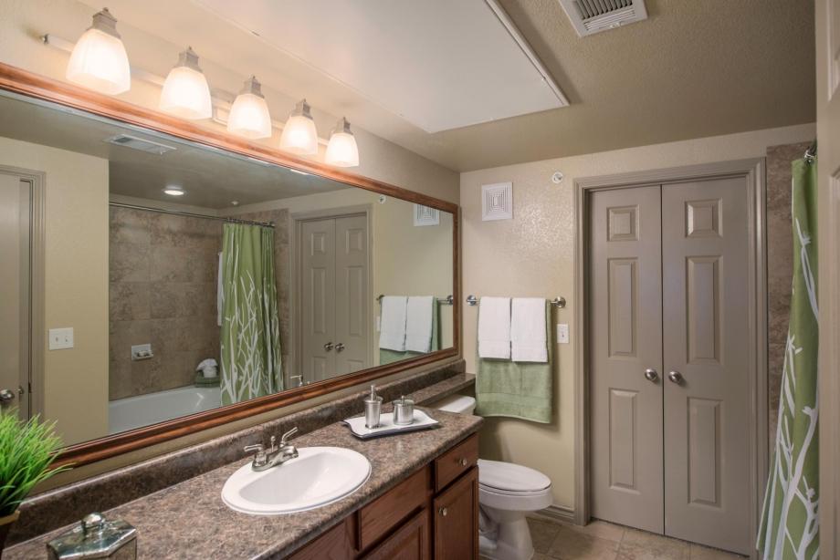 Bathroom at Listing #145801