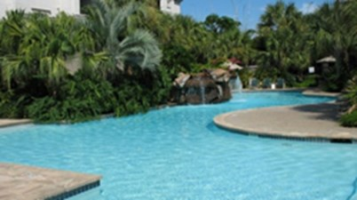 Pool at Listing #138870
