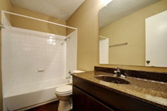 Bathroom at Listing #235524