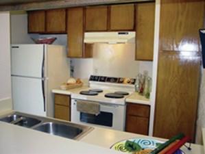 Kitchen at Listing #136432