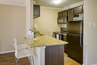Kitchen at Listing #139393