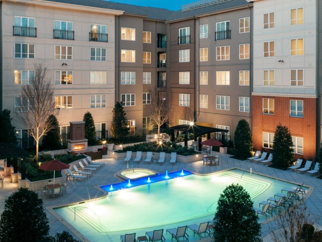 City Place Heights Apartments Dallas, TX