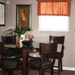 Dining at Listing #139559