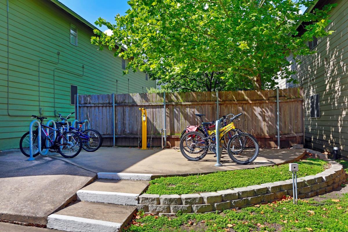 Bike Storage at Listing #211461