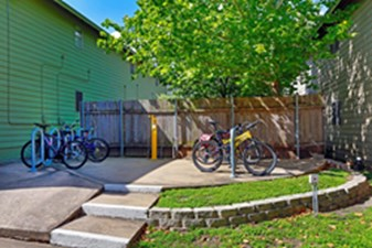 Bike Storage at Listing #211461