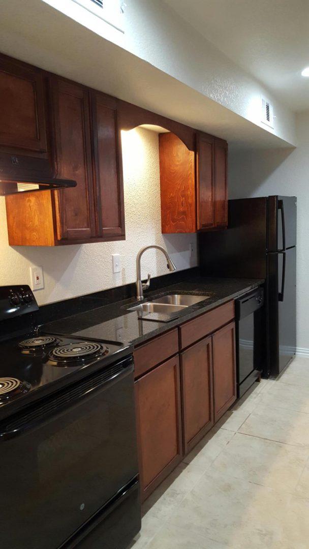 Kitchen at Listing #137560