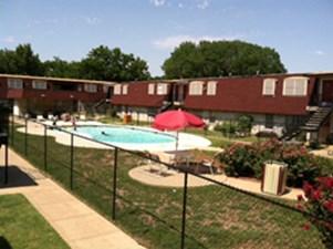 Pool at Listing #137313